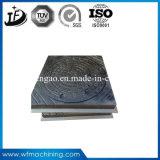 鋳造物の延性がある鉄の樹脂のコーティングが付いている砂型で作るマンホールカバー
