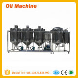 Macchina commestibile di raffinamento dell'olio di girasole dell'acciaio inossidabile/macchina raffinata piccolo olio