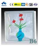 Высокое качество Jinghua художественных B-4 Окраска стекла блок/кирпича