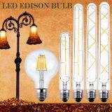 Lampe à filament de G80 3-4W E27/B22
