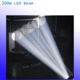 Iluminación de escenarios moviendo la cabeza 200w haz de luz Sharpy 5r