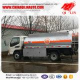 2 de Vrachtwagen van de Tanker van assen voor het Opnieuw vullen van de Benzine