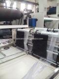 機械熱の切断を二重線にする高速袋