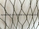 Сетка веревочки провода Ss304/316L сплетенная