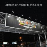 L'Autoroute de la publicité extérieure Tri-Vision écran LED de l'affichage de l'éclairage extérieur