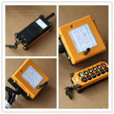 F23 Transmitt et portique industriel du récepteur de télécommande radio