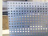 Maglia perforata perforata del metallo della lamina di metallo