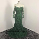 Bridesmaid шнурка Mermaid одевает выполненное на заказ длиннее платье Bridesmaid втулок