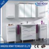 Meuble vasque en PVC à haute qualité imperméable à l'eau