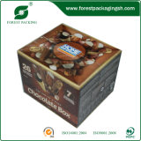 Коробка шоколада печати цвета бумажная