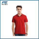 Hot Sale Polo Shirt personnalisé Polo-Shirt coton/polyester