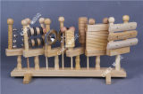 Ensemble d'instruments à percussion en bois / Mini instrument Set (MSB1)