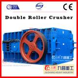 Groß-Tonnage Steinzerquetschenmaschinen-doppelte Rollen-Zerkleinerungsmaschine