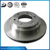 OEM는 CNC 기계로 가공을%s 가진 강철 스테인리스 또는 알루미늄 브레이크 디스크를 위조했다