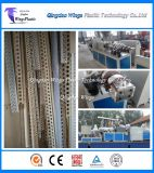 PVC Perles de l'angle de la machine de l'extrudeuse / Plastique Coner cordon Making Machine