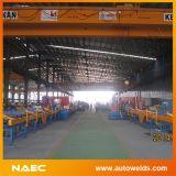 Pijp Fabrication Production Line (de lopende band van de roestvrij staalpijp)