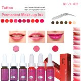 para Lip/Eyebrow Tattooing - Permanent Makeup Ink Pigment (ZX-002)