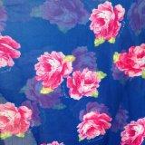 Imprime el poliéster tejido de seda para el desgaste de vestir