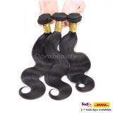 Выдвижение волос оптовой девственницы человеческих волос 8A Unprocessed Remy бразильское