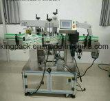 Máquina de etiquetado lateral doble/máquina de etiquetado/máquina de etiquetado de la etiqueta engomada