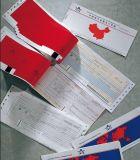 비행기표 인쇄
