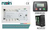 200 Ampere-Selbst-/manueller Übergangsschalter mit LCD-Bildschirmanzeige
