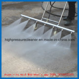 Roest van de Wasmachine van het Zand van de hoge druk verwijdert de Schoonmakende de Zandstraler van de Straal van het Water