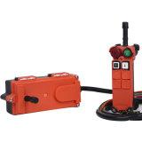 F21-2s Industrial Radio remoto inalámbrico de controles de malacate