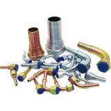 OEMは工場油圧ゴム製ホースフィッティングを整備する
