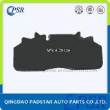 Les meilleures garnitures de frein de camion de la vente CEE R90 Certifcation Wva29126 de qualité