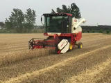 De rijst combineert Maaimachine voor zowel de Gewassen van de Tarwe als van de Rijst