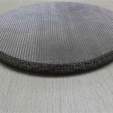 Roestvrij staal die het Gesinterde Netwerk van de Draad voor Filter weven