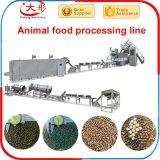 alimentation de flottement des poissons 100kg-1000kg/H faisant la machine