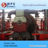 배압 유형 증기 터빈