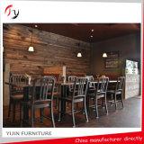 Empilage moderne Outdoor Garden Restaurant Bar Hôtel chaise de salle à manger (NC-01)