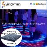 Свадебные украшения DJ освещения этап светодиодный Dance Floor
