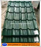 Folha vitrificada da telhadura da telha PPGI