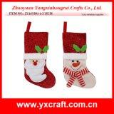 Décoration de Noël (ZY14Y192-7-8) Décoration de Noël de l'empoissonnement de flexible