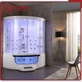 Vasca da bagno calda di massaggio del vapore della parte inferiore di vetro della doccia (Y842A)