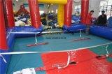 Campo di football americano umano gonfiabile della Tabella per il gioco di sport esterno