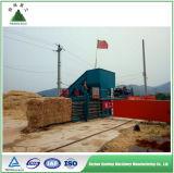 Pressa per balle idraulica di controllo del PLC/macchina d'imballaggio della paglia/macchina d'imballaggio di Wastepaper