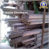 Stainlesss Stahl verzierte Rohr geschweißtes Gefäß 304 304L