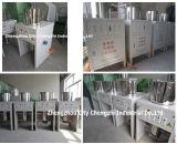 На заводе содействии чеснок пилинг машин
