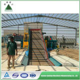 Prensa hidráulica de la buena calidad para el papel usado