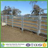 電流を通された家畜の金属の牛塀のパネル