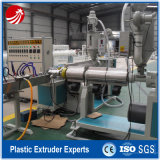Flexible du tuyau flexible de la conduite de PVC en carton ondulé Ligne d'Extrusion