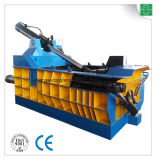 Machine en acier de presse à emballer de mitraille de tubes de moteur diesel