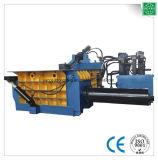 Máquina de embalaje del compresor inútil hidráulico rápido del hierro