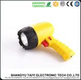 5W Handkampierender nachladbarer Handscheinwerfer LED