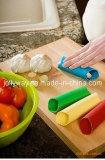 Kitchenware силикона, инструменты силикона, чеснок Peeler силикона